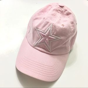 Pink Cowboys Cap